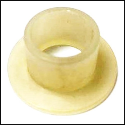 Nylon bushing for the gearshift/throttle levers and magneto bracket on various Mercury outboards