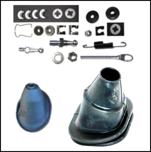 Clutch Fork Boot 62-74 A-Body B-Body C-Body E-Body 63 64 65 66 67 68 70 74 Mopar
