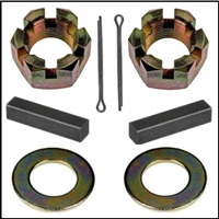 "1963-64 Chrysler Newport Rear Brake Rebuild Kit 11 X 2 1//2/"" drums"