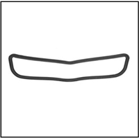 1-piece molded cowl vent door seal for 1954-56 Dodge C-Series trucks