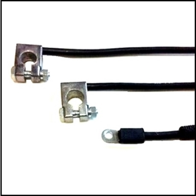 Battery Cable Set for 1960 Plymouth & Dodge B-Body