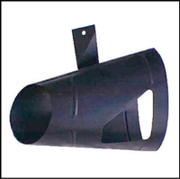 Heater Delete Deflector for 1962-1965 B-Body