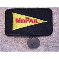 Emboidered 1960's Vintage MoPar Shirt/Hat/Shopcoat Patch