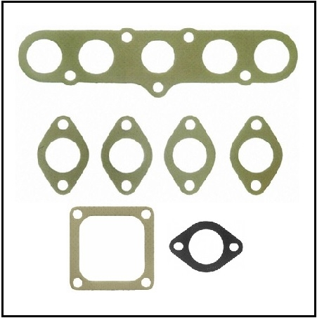 Intake/Exhaust Manifold Gasket Set for 1933-1959 Plymouth & Dodge Six