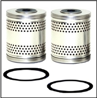 Cartridge Oil Filter Set for 1960-1965 B-Body with 225/318 CID