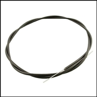 PN 1436003 air control cable for 1949-54 Plymouth - Dodge - DeSoto - Chrysler