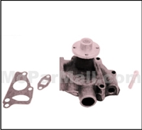 PN 1063415 - 1064750 waterpump with fresh gaskets for all 1949-1950 Plymouth Deluxe - Special Deluxe - Suburban and Dodge Coronet - Meadowbrook - Sierra - Wayfarer