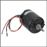 PN 2084862 heater blower motor for 1965-66 Imperial without air conditioning