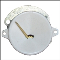 PN 1648801 coolant temperature gauge for 1956 DeSoto Adventurer - FireDome - FireFlite