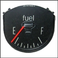 MoPar PN 2258240 dash fuel level gauge for all 1962 Dodge B-Body