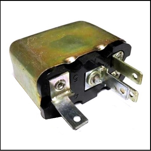 Horn Relay/Key-In Warning Buzzer for 1971-1973 MoPar B-Body