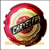 Badge for 1951-1954 Chrysler Imperial - New Yorker - Royal -  Saratoga - Windsor