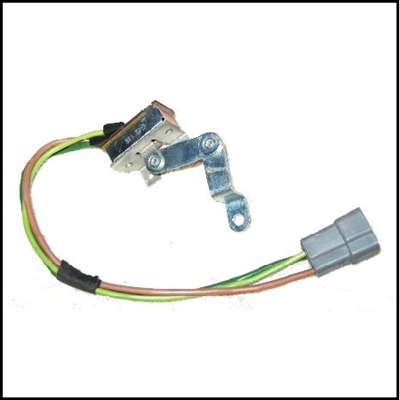 NOS 3-speed heater/air conditioning blower switch for 1968-72 Plymouth Duster - Scamp - Valiant; 1968-72 Dodge Dart - Demon and 1968-69 Barracuda