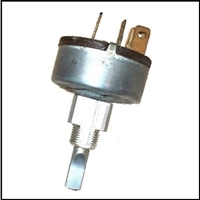 Blower switch for all 1964-65 Plymouth Bevledere; all 1964 Plymouth Fury - Savoy - Sport Fury; all 1964 Dodge Polara - 330 - 440 and all 1965 Coronet - Satellite