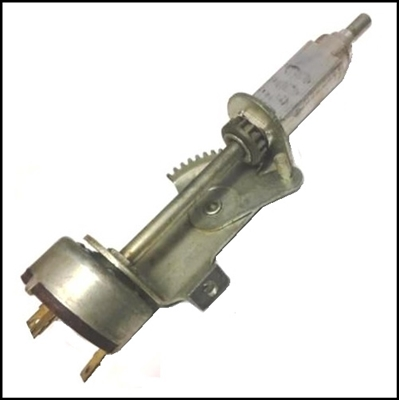 NOS PN 1799041 heater temperature control and blower switch for 1957-58 1957-58 Chrysler New Yorker - Saratoga - Windsor - 300