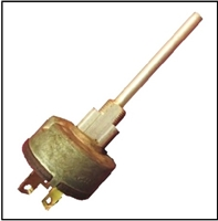 Blower switch for 1964-65 Plymouth Bevledere; 1964 Plymouth Fury - Savoy; 1964 Dodge Polara - 330 - 440 and 1965 Coronet - Satellite with AC