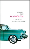 Owners Manual for 1955 Plymouth