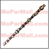 MoPar PN 670480 - 683866 - 855471 - 1067201 - 1530201 camshaft for 1937-54 DeSoto 6-cylinder and Chrysler Royal - Windsor
