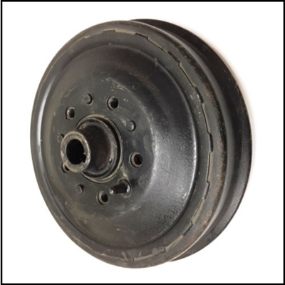 "PN 1554982 - 1554983 11"" ID rear brake drum/hub assembly for 1955-56 Plymouth"