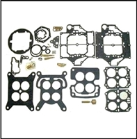 Carburetor rebuild kit for 1954 Chrysler 4BBL 331 Hemi