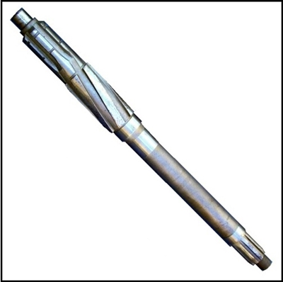 NOS PN 853488 transmission main shaft for 1940-48 Plymouth; 1940-42 Dodge; 1940 DeSoto & Chrysler and 1946-48 Dodge with standard 3-speed trans