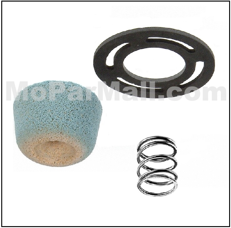 ceramic filter stone  gasket and spring for 1955