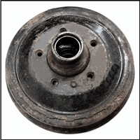 Reconditioned front brake drum/hub for 1940-48 Chrysler Imperial - New Yorker - Saratoga - Town/Country - Traveler