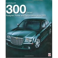 "The ""coffee table"" style book chronicles the great Chrysler 300 letter models from 1955-1965; the non-letter ""Sport"" 300's (1962-70) as well as the latest versions including the 300's running-mate: the 2005 Dodge Magnum"