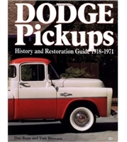 This is the most sought-after ever of Dodge trucks references