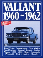 1960-1962 Valiant: Brooklands Road Test Book
