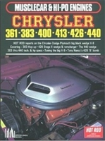 Muscle Car & Hi-Po Engines: Chrysler 361 - 383 - 400 - 413 - 426 - 440
