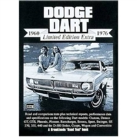 Dodge Dart - 1960-76 Limited Edition Extra