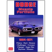 Reprinted compiliations of road tests and articles from major automotive magazines. Includes: Polara - Dart - Demon - Challengrer - Coronet - SuperBee - Daytona - Monaco