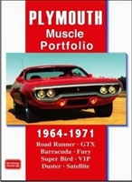 Plymouth Muscle Portfolio: 1964-1971