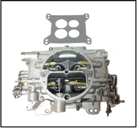 Carter Four-Barrel Carburetor Rebuild Service for 1960-1965 MoPar B-Body