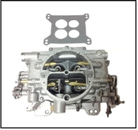 Carter Four-Barrel Carburetor Rebuild Service for 1960-1966 MoPar C-Body & Imperial
