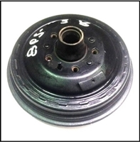 Reconditioned RH or LH rear drum/hub assembly for 1938-42 Chrysler 6-cylinder