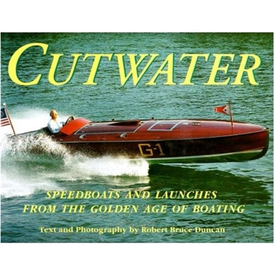 Photo essay of 35 classic speedboats and motor launches built between 1900 and WWII