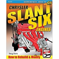 Use expert advice to rebuild your Slant Six engine to make it run like it did on the showroom floor - or modify it to perform even better