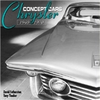 Chronicles the design, development, and creation of almost 50 Dodge, Chrysler, and Plymouth concept cars which hinted at future production vehicles and explored new and unproven technologies