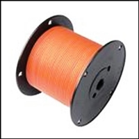14-Ga PVC Jacket Primary Wire for Vintage Boats