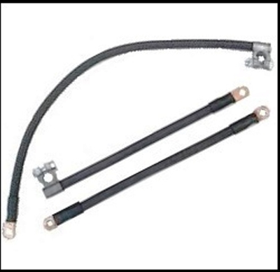 Battery Cable Set for 1949-1954 Plymouth & Dodge