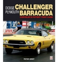 History and legacy of the Dodge Challenger and Plymouth's A-Body and E-Body versions of the Barracuda