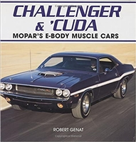 History and legacy of the Dodge Challenger and Plymouth's E-Body Barracuda