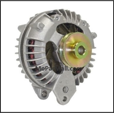 Remanufactured alternator for 1961-65 Plymouth Belvedere; 1961-64 Fury - Savoy - Sport Fury; 1961-62 Dodge Dart; 1961-64 Polara - 330 - 440 and 1965 Coronet - Satellite