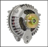 Remanufactured OE alternator for all 1960-66 Plymouth Valiant; all 1964-66 Barracuda; all 1961-62 Dodge Lancer and all 1963-66 Dart