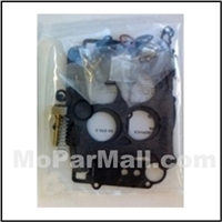 Carburetor Service Kit for 1955-1959 Plymouth - Dodge - DeSoto - Chrysler - Imperial Four Barrel