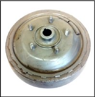 "Reconditioned RH or LH front brake drum/hub assembly for 1957-59 MoPar passenger cars with 12"" brakes"