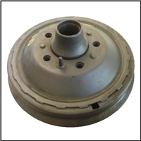 PN 1312857 - 1312858 front brake drum/hub assembly for 1949-52 Chrysler 8-cyl