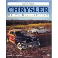 Covers many models from 1924 up through the 1991 Chrysler TC